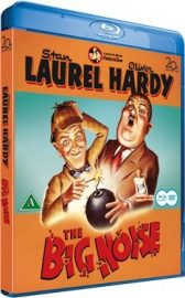 Funny movie quotes from The Big Noise, starring Stan Laurel and Oliver Hardy