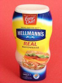 Hellmann's mayonnaise and the Titanic