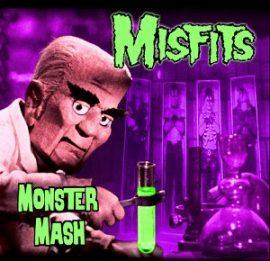 Monster Mash lyrics