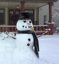 All I Need to Know about Life I Learned From a Snowman