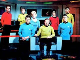 Everything I need to know, I learned from watching Star Trek - I understand that some people think that TV can be educational ... but Star Trek re-runs?