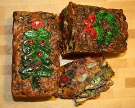 Christmas Fruit cake Recipe - Frankly, I always suspected that this is how they made fruitcake ...