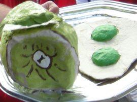 Kosher Green Eggs and Ham