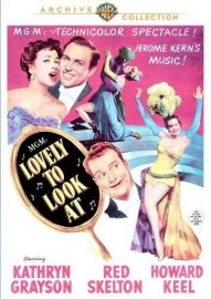 Funny movie quotes from Lovely to Look At – a funny musical starring Howard Keel, Red Skelton, Ann Miller, …