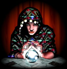 Medium jokes -Several puns on the word 'medium' - my favorite is about the midget psychic on the run from the law ...