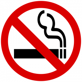 New Year's resolution to quit smoking