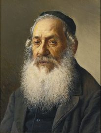 When the Rabbi meets the Tridsthe result is ... an atrocious pun, which I hope you enjoy!