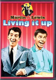 Funny movie quotes from Living It Up - a Dean Martin/Jerry Lewis comedy, where they pretend Jerry's terminally ill. And get wined and dined in New York City!