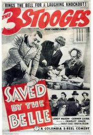 Funny movie quotes from the Three Stooges short film Saved by the Belle