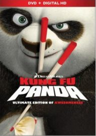 Funny movie quotes from Kung Fu Panda, starring Jack Black, Dustin Hoffman, Angelina Jolie